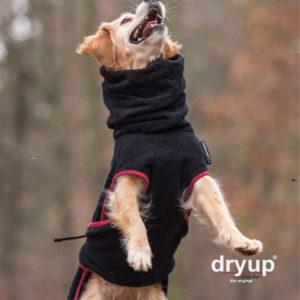 Dryup-cape-scharz-bademantel-hund