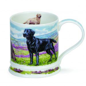 Dunoon-Iona-Country-Dogs-Labrador-Mug-Tasse-Kaffe-Tee