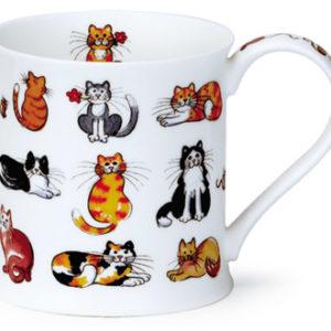 Dunoon-Mug-Cat-Katze-Kaffe-Tee