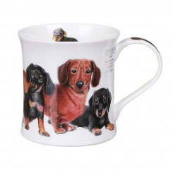 Dunoon-wessex-designer-dogs-dackel-mug-tasse