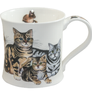 Dunoon-wessex-cats-katzen-tasse-mug