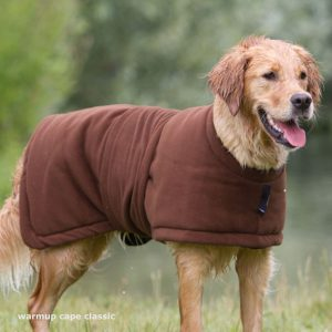 warmup-cape-classic-braun-bademantel-hund