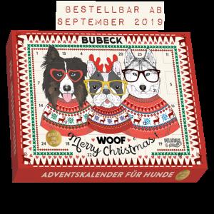 Adventskalender-Hund-Hundeliebhaber-Getreide- und Weichenfrei-Glutenfrei-ohne Zucker-lecker-Doglover-Weihnachten-Adventszeit