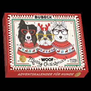 Adventskalender-Hund-Hundeliebhaber-Getreide- und Weichenfrei-Glutenfrei-ohne Zucker-lecker-Doglover-Weihnachten-Adventszeit1