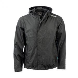 Arrak-Outdoor-Jacke-Stretch-Hund-Hundebekleidung-Hundesport-Outdoorbekleidung-Regenjacke-unisex-black2