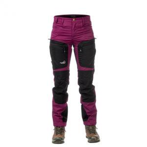 Arrak-Outdoor-Pants-Hosen-Stretch-Hund-Hundebekleidung-Hundesport-Outdoorbekleidung-Active-Stretch-Pants-Women-fuchsia