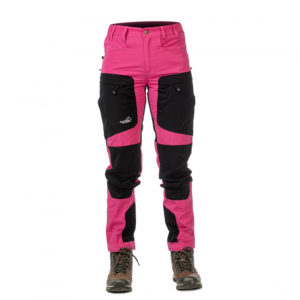 Arrak Outdoor-Pants-Hosen-Stretch-Hund-Hundebekleidung-Hundesport-Outdoorbekleidung-Active Stretch Pants Women-pink