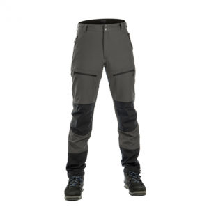 Arrak-Outdoor-Pants-Hosen-Stretch-Hund-Hundebekleidung-Hundesport-Outdoorbekleidung-Performance-Pant-Men-Men-grau