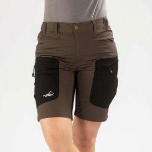 Arrak-Shorts-Active stretch shorts- Damen-Hundesport- Outdoorbekleidung