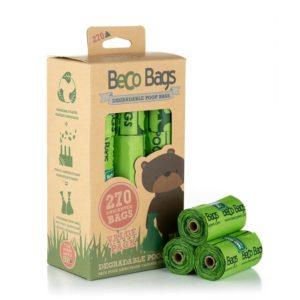 Beco-Bag-Hundekotbeutel-biologisch-abbaubar-ökologisch-grün