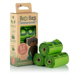 Beco Bag- Hundekotbeutel-biologisch abbaubar-ökologisch-grün