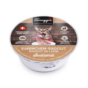 Katzenfutter-Katze-Nassfutter-Ragout-Getreidefrei-Pfoetli-Shop-Snuggies-Switzerli-Kaninchen