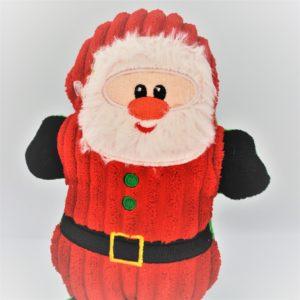 Pfoetil-Shop-Geschenk-Hundespielzeug-Dog Toy-XMas-Weihnachten-Santa-rot-festlich