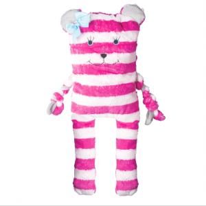 Shizzlies-Suzie-Hundespielzeug-Spielzeug-pink-weiss-rot-Spass-Fun