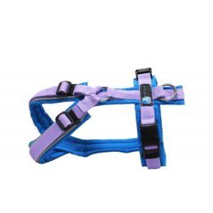 brustgeschirr-fun-reflectiv-le-lichtblau-flieder-AnnyX-Hundesport-Hund-Hundegeschirr-Mantrailing-Sonderfarbe