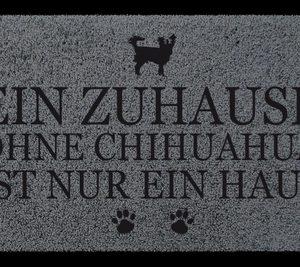 fussmatte-tuermatte-ein-zuhause-ohne-chihuahua-tierisch-hund-viele-farben-dunkelgrau