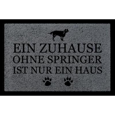 fussmatte-tuervorleger-ein-zuhause-ohne-springer-hund-einzug-geschenk-flur-dunkelgrau